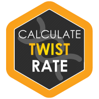 Pick the right twist rate for your new Carbonsix barrel with our twist calculator