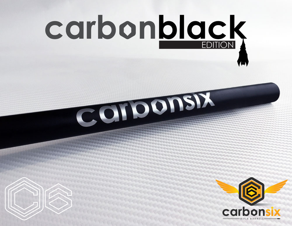 Carbon Six Custom Carbon Fiber Barrels - Custom Editions