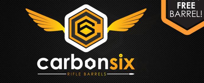 Win a FREE Carbon Six Custom Carbon Fiber Barrel on Facebook