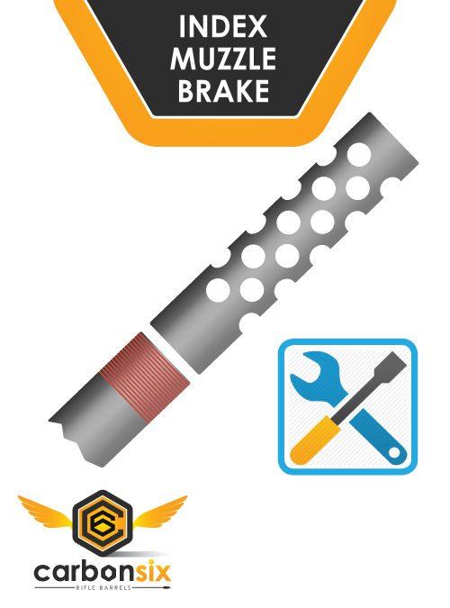 carbonsix index your muzzle brake