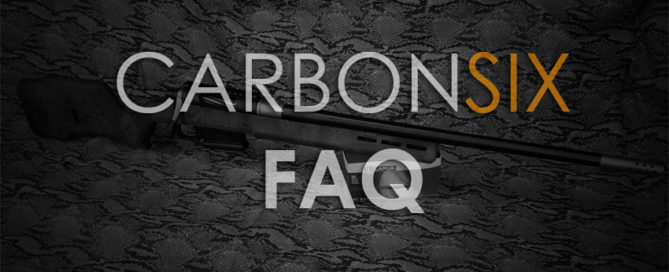 carbon fiber rifle barrel questions and answers from Carbonsix Carbon6