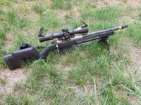 CarbonSix 6.5 Creedmoor Light Weight Carbon Fiber Rifle