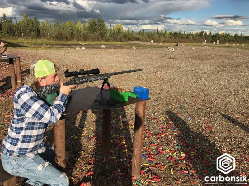 338 Lapua CarbonSix Rifle Barrel Review - Carbon Fiber Barrels