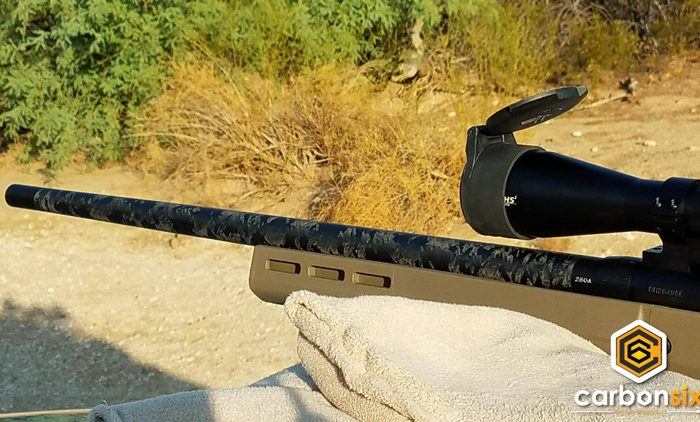 Carbon Six Custom 280 AI Rifle Barrel Custom Review