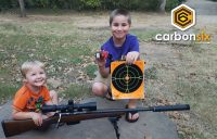 7 Year Old Shooting A .22