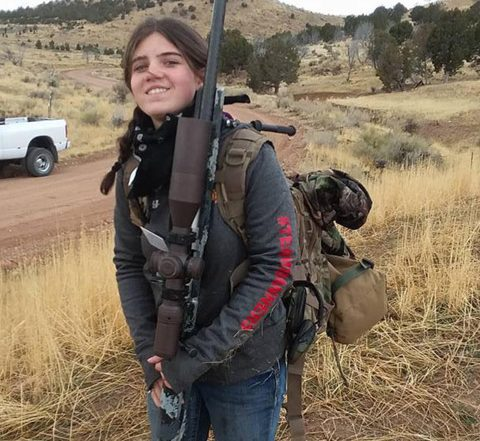 Carlyna Arnold - Sponsored Shooter CarbonSix