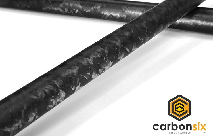 Simplified Ordering CarbonSix Carbon Fiber Rifle Barrels