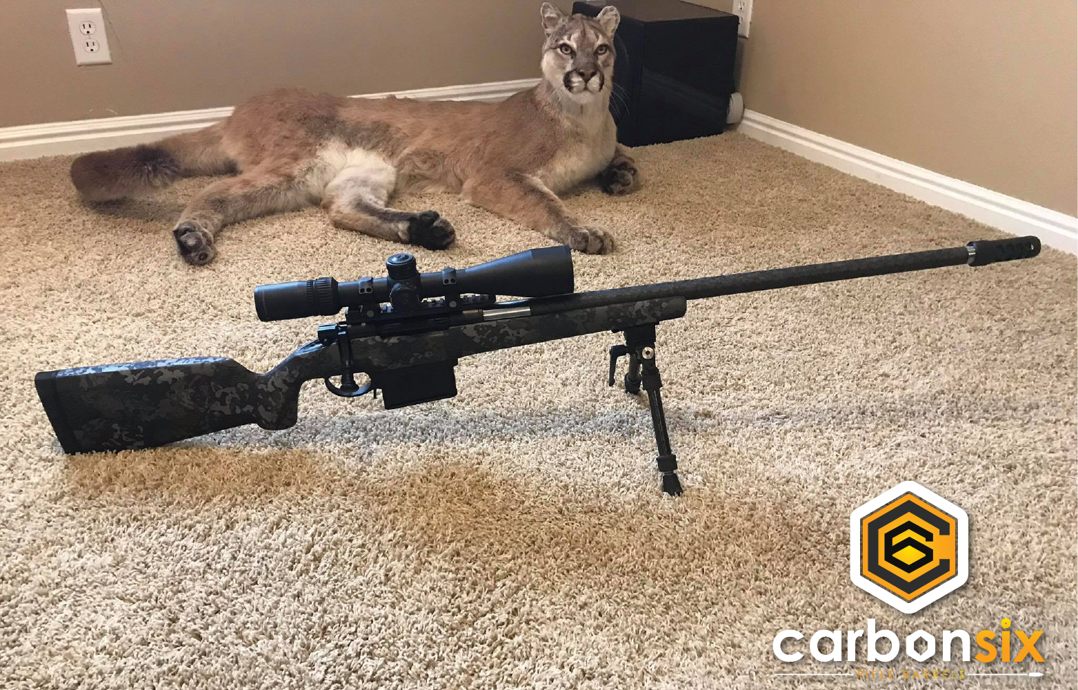 Carbon 6 Rifle Barrel Review - Customer Pictures