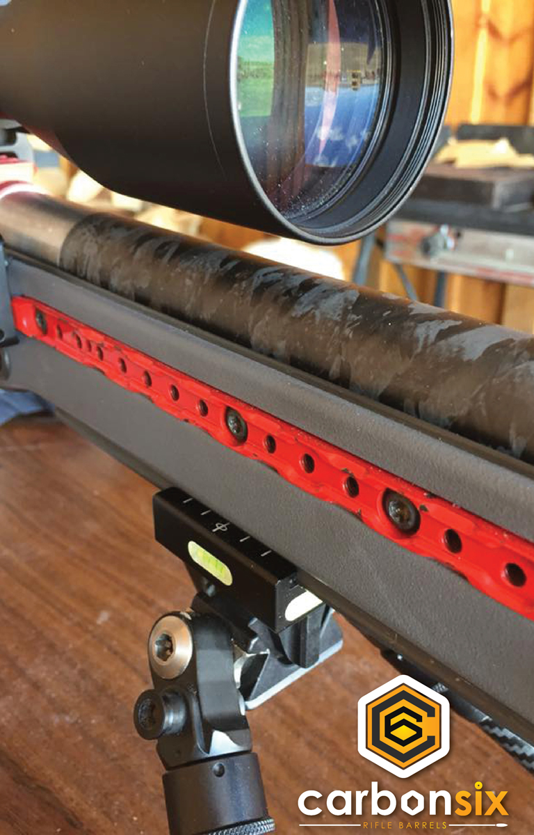 Straight Jacket Armory - Carbon Six Rifle Barrel Review and Test