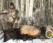 Carbon Six Customer 7mm Rem mag Elk Rifle