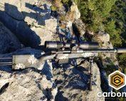 Troy's Carbon Six rifle barrel Carbon Fiber