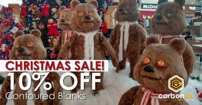 Carbon Six Christmas Sale
