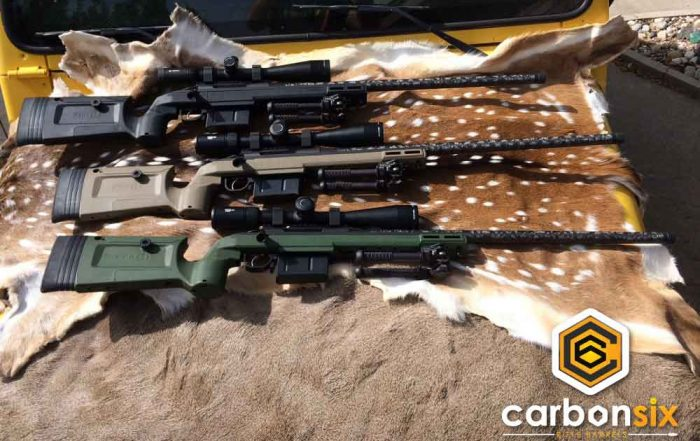 Carbonsix Barrels – Custom Carbon Fiber Rifle Barrels